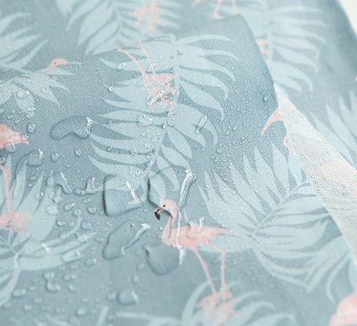dailykike_laminated_fabric_charming_flamingo