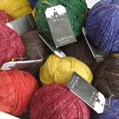 Schoppel Wolle Alb Lino