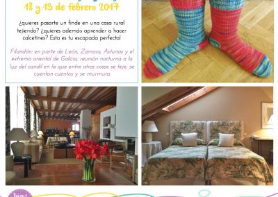 1er-Filandón-Trizas-y-Trazos-Escapada-Rural-a-Valsaín-Taller-calcetines