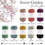 Secret garden lisos