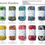 Secret garden varios colores