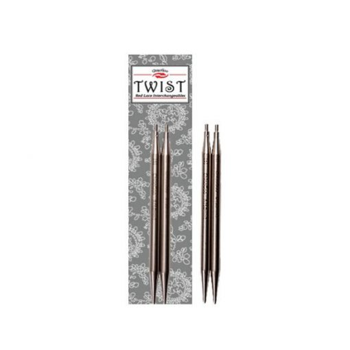 CHIAOGOO TWIST LACE TIPS 13CM 1.50mm a 10mm