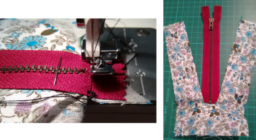 coser picos