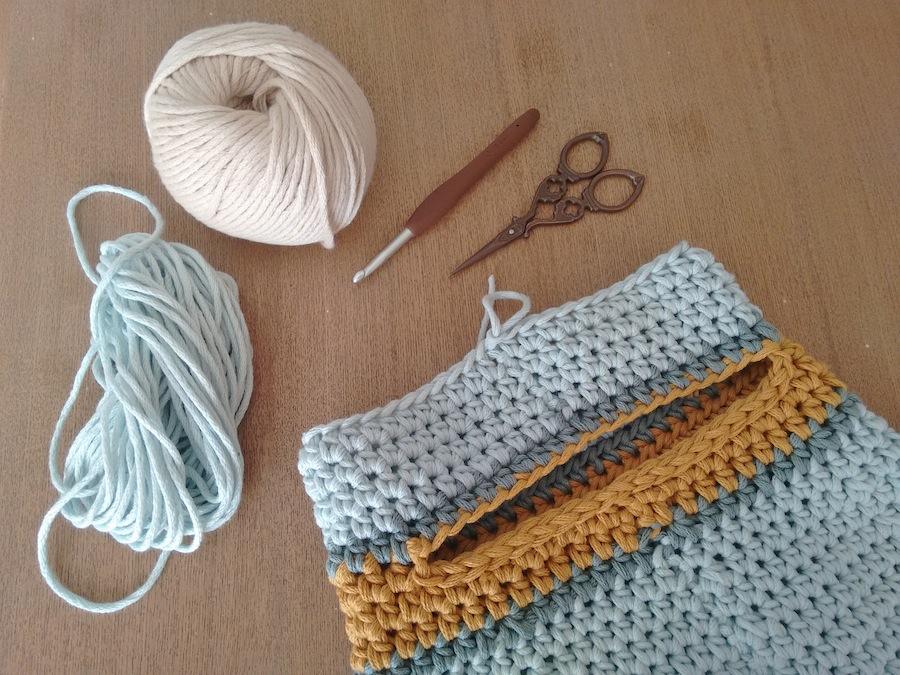 Crochet amigurumi ganchillo xl algodón natura xl dmc trizas y trazos 10