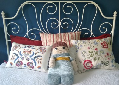 Crochet amigurumi ganchillo xl algodón natura xl dmc trizas y trazos 24