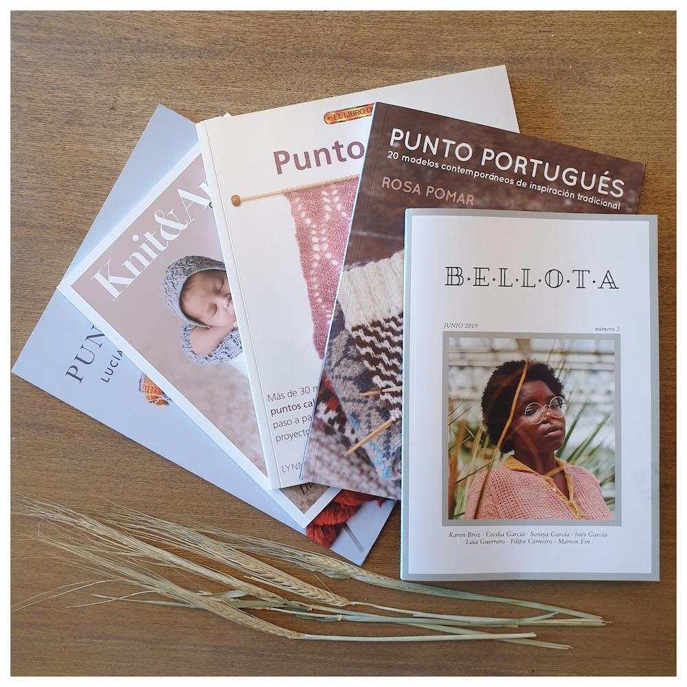 Libros/revistas en español